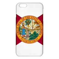 Flag Of Florida Iphone 6 Plus/6s Plus Tpu Case by abbeyz71
