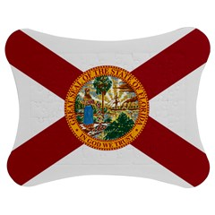 Flag Of Florida Jigsaw Puzzle Photo Stand (bow) by abbeyz71