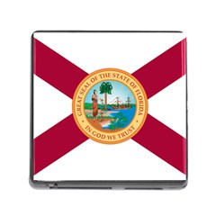 Flag Of Florida, 1900 1985 Memory Card Reader (square 5 Slot) by abbeyz71