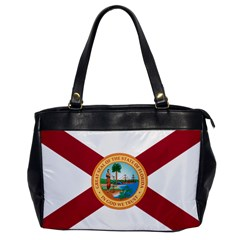 Flag Of Florida, 1900 1985 Oversize Office Handbag by abbeyz71