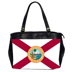Flag Of Florida, 1900 1985 Oversize Office Handbag (2 Sides) by abbeyz71