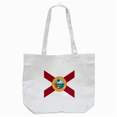Flag Of Florida, 1900 1985 Tote Bag (white) by abbeyz71