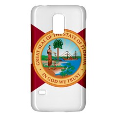 Flag Of Florida, 1900 1985 Samsung Galaxy S5 Mini Hardshell Case  by abbeyz71