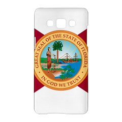 Flag Of Florida, 1900 1985 Samsung Galaxy A5 Hardshell Case  by abbeyz71