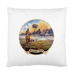 Flag Of Florida, 1868 1900 Standard Cushion Case (one Side) by abbeyz71
