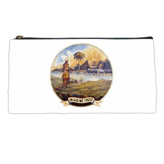 Flag Of Florida, 1868 1900 Pencil Cases by abbeyz71