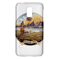 Flag Of Florida, 1868 1900 Samsung Galaxy S5 Mini Hardshell Case  by abbeyz71