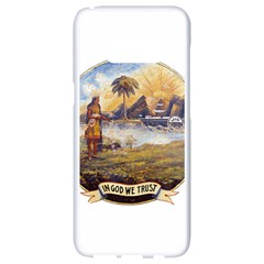 Flag Of Florida, 1868 1900 Samsung Galaxy S8 White Seamless Case by abbeyz71