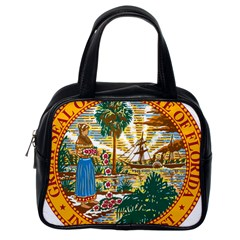 Great Seal Of Florida  Classic Handbag (one Side) by abbeyz71