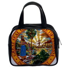 Great Seal Of Florida  Classic Handbag (two Sides) by abbeyz71
