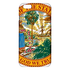 Great Seal Of Florida  Iphone 6 Plus/6s Plus Tpu Case by abbeyz71