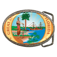 Great Seal Of Florida, 1900 1985 Belt Buckles by abbeyz71