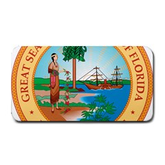 Great Seal Of Florida, 1900 1985 Medium Bar Mats by abbeyz71