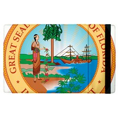 Great Seal Of Florida, 1900-1985 Apple Ipad Pro 12 9   Flip Case by abbeyz71