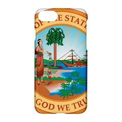 Great Seal Of Florida, 1900 1985 Apple Iphone 8 Hardshell Case by abbeyz71