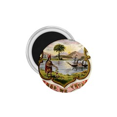 Historical Florida Coat Of Arms 1 75  Magnets by abbeyz71