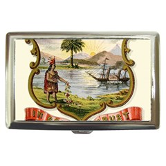 Historical Florida Coat Of Arms Cigarette Money Case by abbeyz71