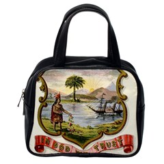 Historical Florida Coat Of Arms Classic Handbag (one Side) by abbeyz71