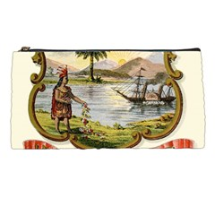 Historical Florida Coat Of Arms Pencil Cases by abbeyz71