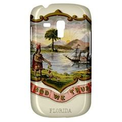 Historical Florida Coat Of Arms Samsung Galaxy S3 Mini I8190 Hardshell Case by abbeyz71
