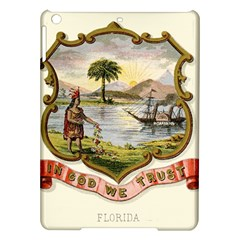 Historical Florida Coat Of Arms Ipad Air Hardshell Cases by abbeyz71