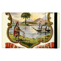 Historical Florida Coat Of Arms Ipad Mini 4