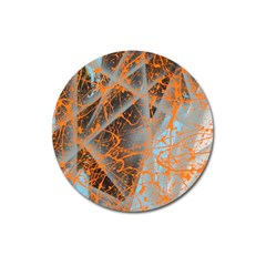 String Theory Magnet 3  (round) by WILLBIRDWELL