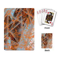String Theory Playing Cards Single Design by WILLBIRDWELL