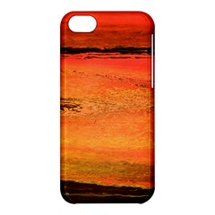 Sunset Apple Iphone 5c Hardshell Case by WILLBIRDWELL