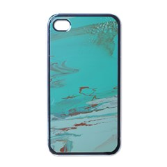 Copper Pond Apple Iphone 4 Case (black) by WILLBIRDWELL