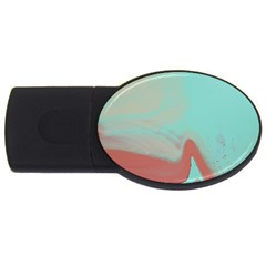 Dune Usb Flash Drive Oval (4 Gb) by WILLBIRDWELL