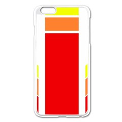 Toyota Apple Iphone 6 Plus/6s Plus Enamel White Case
