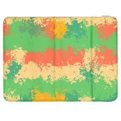 Spots In Retro Colors                                       Htc One M7 Hardshell Case by LalyLauraFLM