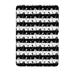 Black And White Halloween Nightmare Stripes Samsung Galaxy Tab 2 (10 1 ) P5100 Hardshell Case  by PodArtist