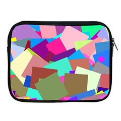 Colorful Squares                                            Apple Ipad 2/3/4 Protective Soft Case by LalyLauraFLM