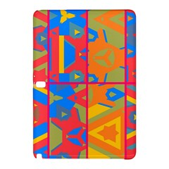 Colorful Shapes In Tiles                                             Nokia Lumia 1520 Hardshell Case by LalyLauraFLM