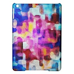 Blue Pink Watercolors                                              Samsung Galaxy Note 3 N9005 Case (black) by LalyLauraFLM