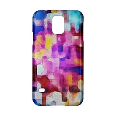 Blue Pink Watercolors                                              Nokia Lumia 625 Hardshell Case by LalyLauraFLM