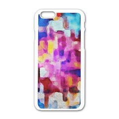Blue Pink Watercolors                                              Motorola Moto E Hardshell Case by LalyLauraFLM