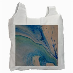 Pacific Recycle Bag (one Side) by WILLBIRDWELL