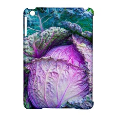 Cabbage Food Green 33315 Apple Ipad Mini Hardshell Case (compatible With Smart Cover) by sevendayswonder