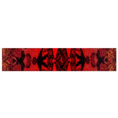 Bright Red Fashion Lace Design By Flipstylez Designs Small Flano Scarf