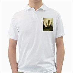 Architecture City House Golf Shirt