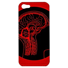 Artificial Intelligence Brain Think Apple Iphone 5 Hardshell Case