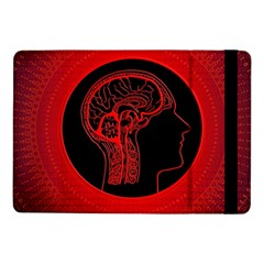 Artificial Intelligence Brain Think Samsung Galaxy Tab Pro 10 1  Flip Case