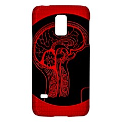 Artificial Intelligence Brain Think Samsung Galaxy S5 Mini Hardshell Case