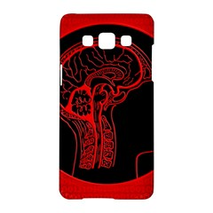 Artificial Intelligence Brain Think Samsung Galaxy A5 Hardshell Case