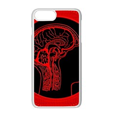 Artificial Intelligence Brain Think Apple Iphone 7 Plus Seamless Case (white)