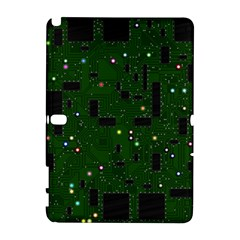 Board Conductors Circuits Samsung Galaxy Note 10 1 (p600) Hardshell Case