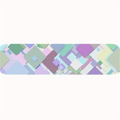 Colorful Background Multicolored Large Bar Mats